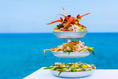 Do You Have What It Takes to Tackle Our Seafood Tower?