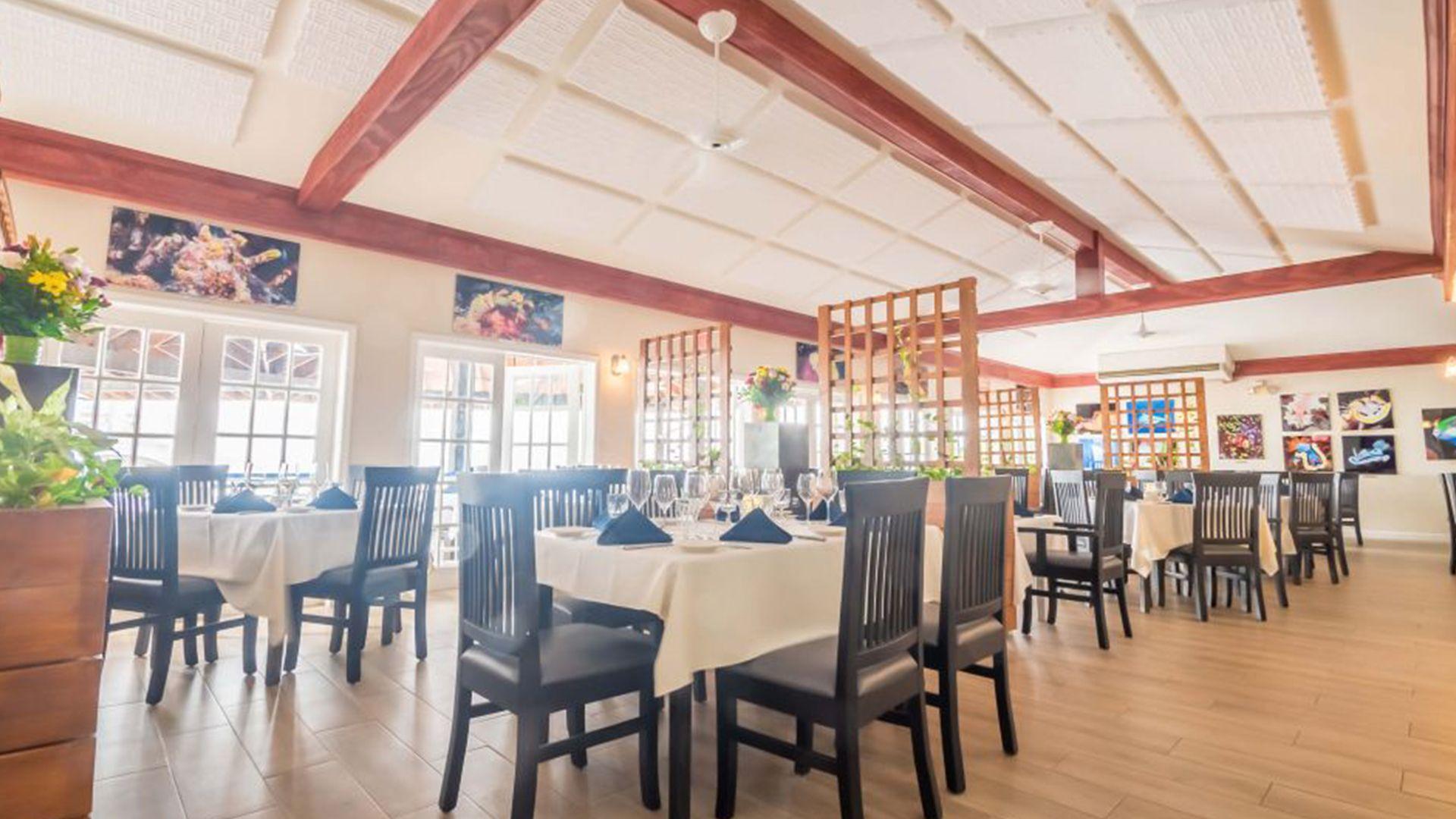 The Wharf Restaurant & Bar