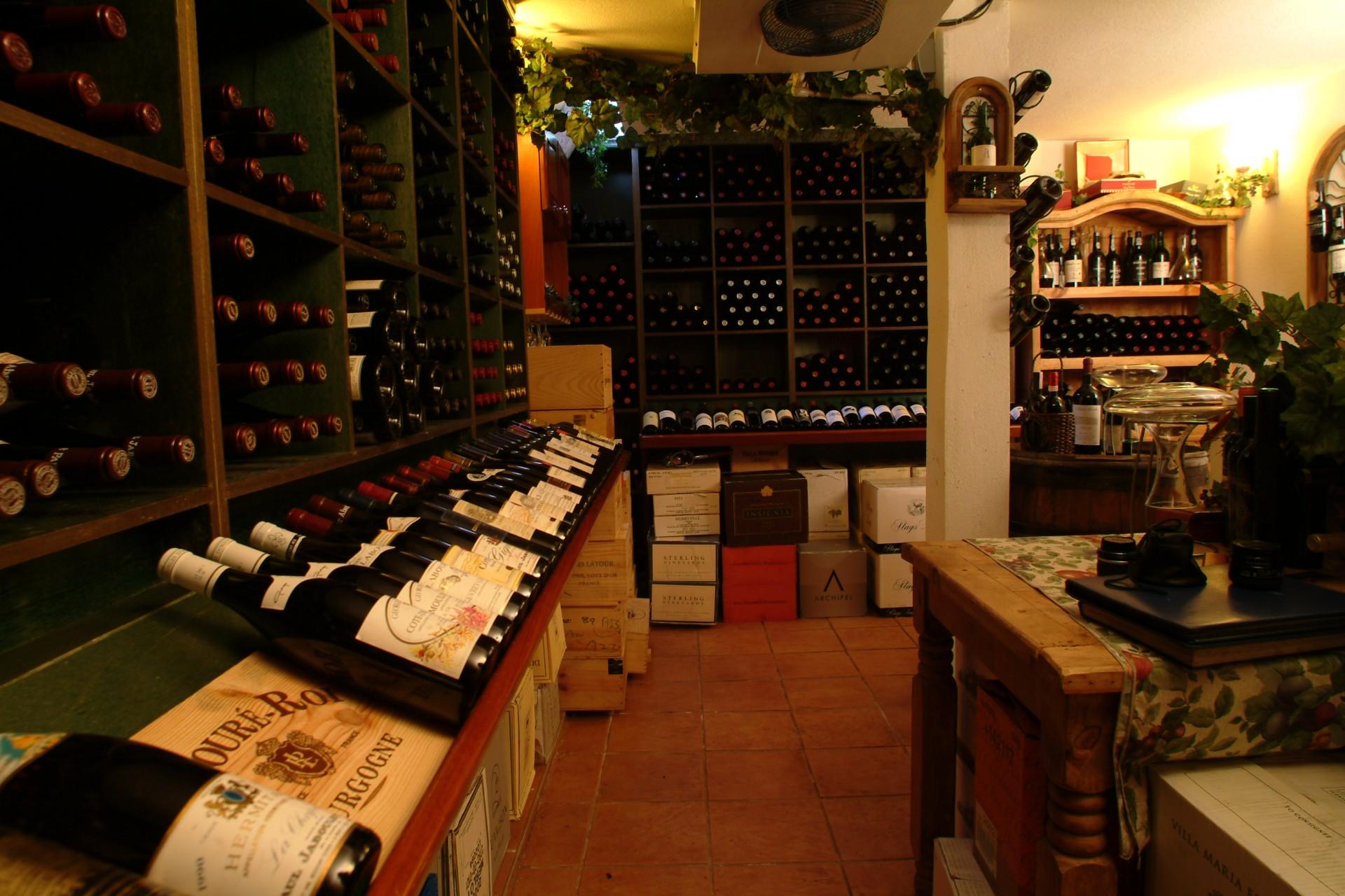 Our Wine List - The Wharf Restaurant & Bar