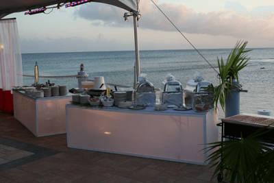It's a Party (or Corporate Event) at Waterfront Restaurants in the Cayman Islands