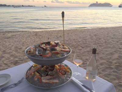 The Caribbean Seafood Fare