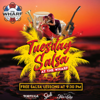 Salsa Tuesday Event at The Wharf Restaurant