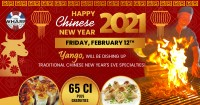 Chinese New Year Dinner at The Wharf