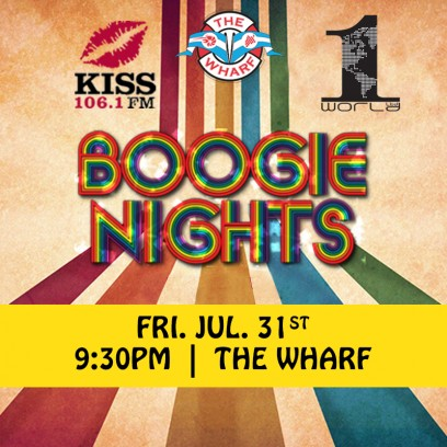 Boogie Nights Event in Grand Cayman