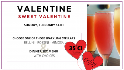 Valentines Party at The Wharf