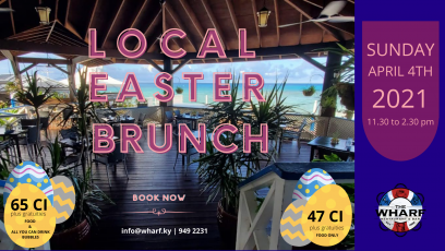 LOCAL EASTER SUNDAY BRUNCH