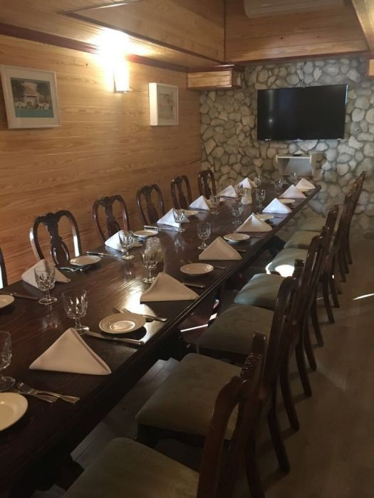 Clemens Grotto - Meeting & Private Dining Room in Cayman - The Wharf
