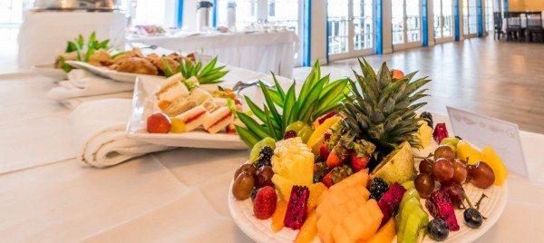 Food & Beverage Service for Corporate Meetings at The Wharf
