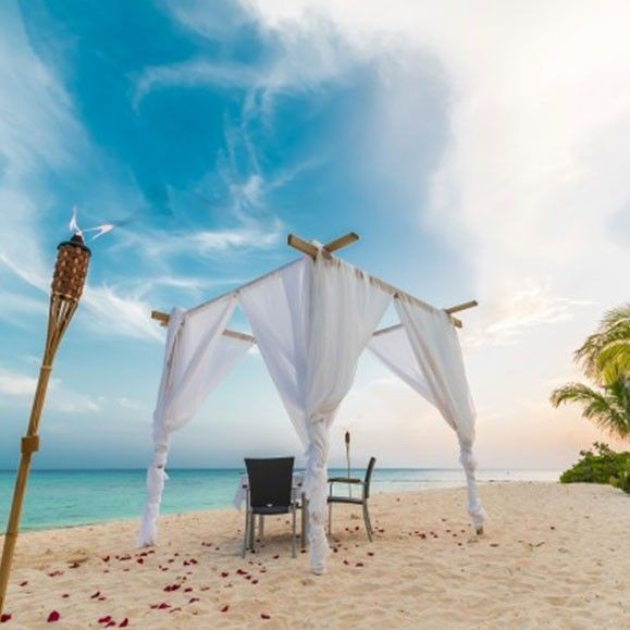 Most romantic dining in the cayman islands