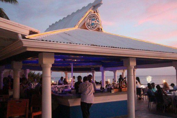 Indoor & Outdoor Bar in the Cayman Islands Image 6