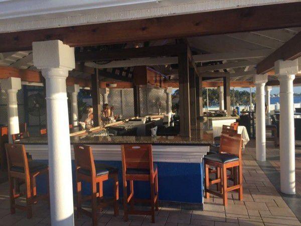 Indoor & Outdoor Bar in the Cayman Islands Image 7