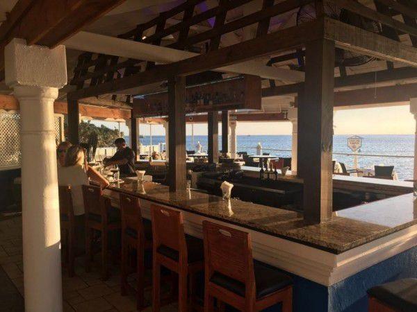 Indoor & Outdoor Bar in the Cayman Islands Image 8