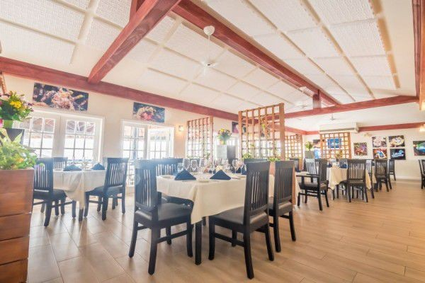 Indoor Dining Room in the Cayman Islands Image 4