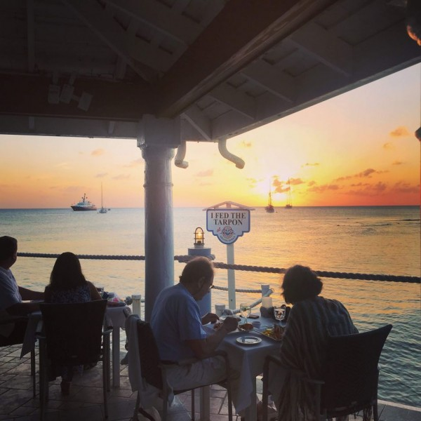 Waterfront Dining in the Cayman Islands Image 7