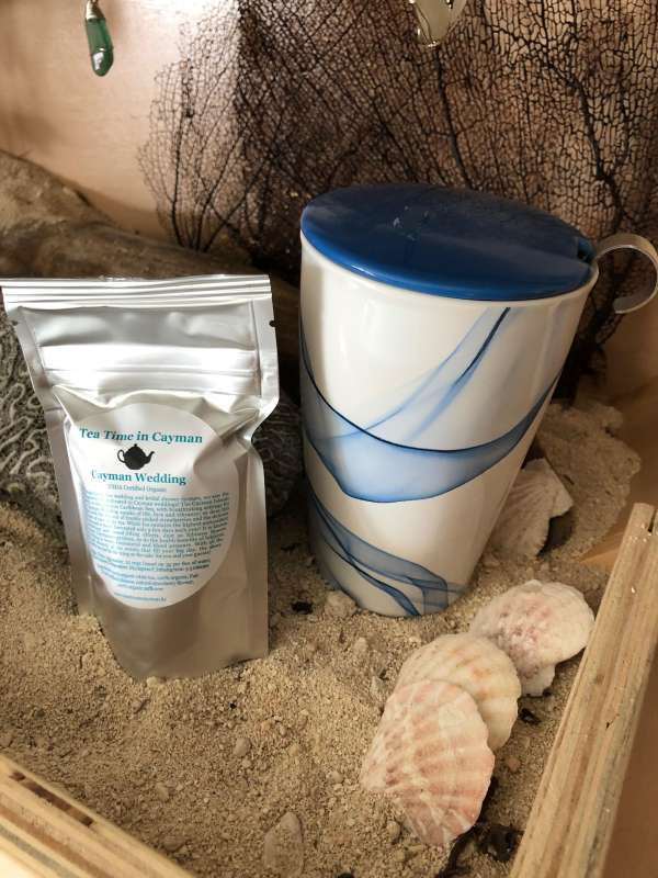 Cayman Tea Gift Set
