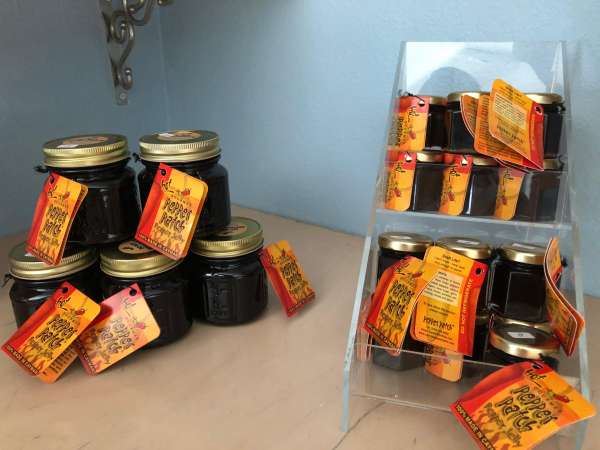 Local Pepper Jelly - the best you will ever try!