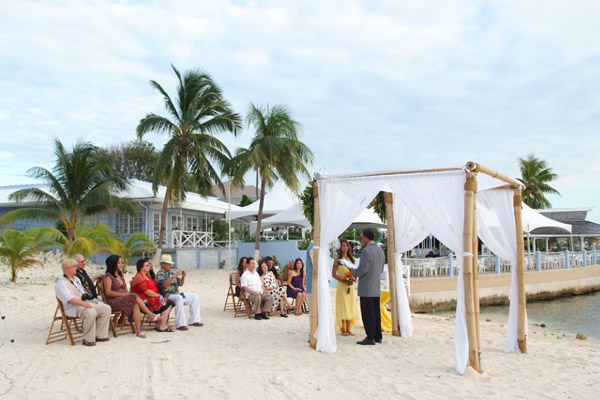 The Wharf Restaurant- A Beautiful Wedding Venue in the Cayman Islands