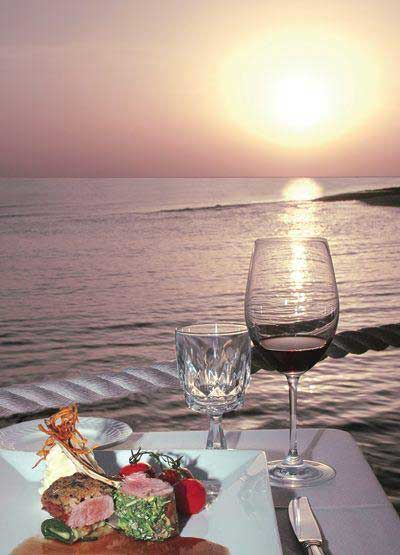 Fine Dine with Wine - The Wharf Restaurant