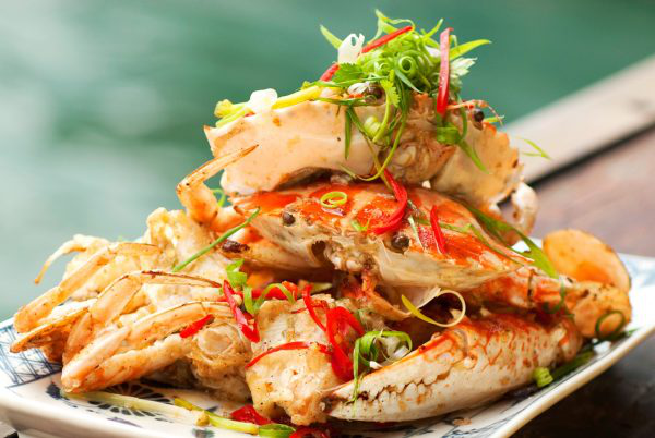 Why Crab is regarded as King of all Seafood