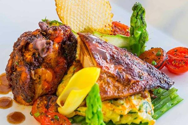 Lip-smacking Cayman Food
