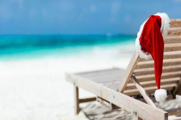 Christmas Time in the Cayman Islands