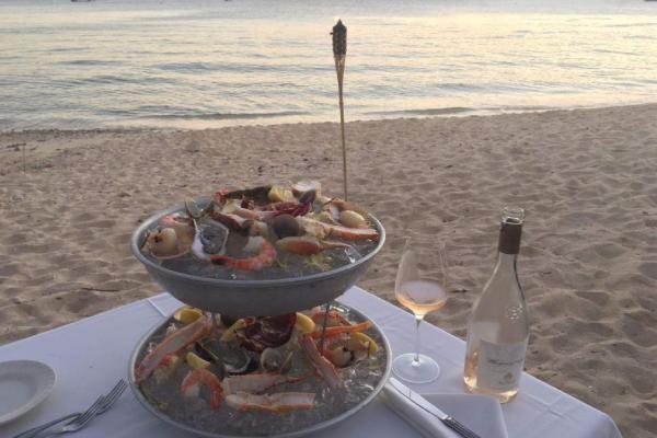 The Caribbean Seafood Fare