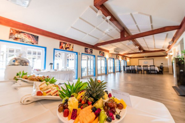 Hold Your Next Conference, Meeting or Corporate Event at The Wharf