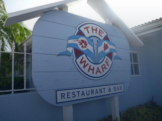 About The Wharf Restaurant & Bar
