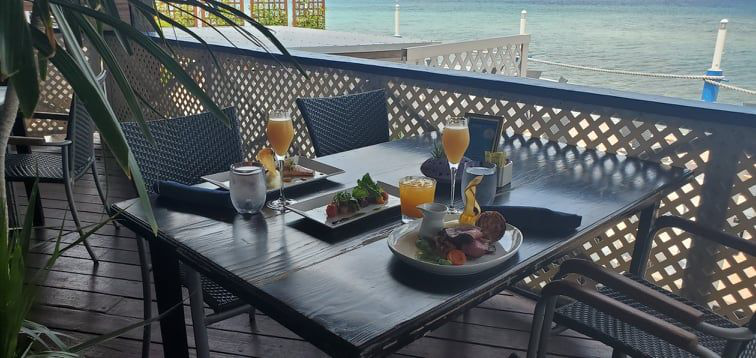 Breakfast, Lunch, and Dinner - All Day Dining at The Wharf