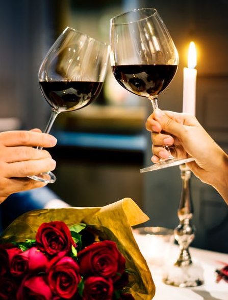 Celebrate Your Anniversary with a Romantic Candlelight Dinner at a Waterfront Restaurant