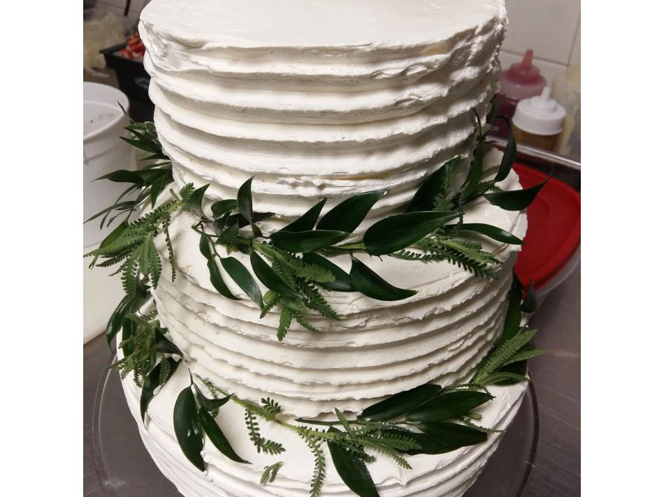 customize your own cake! info@wharf.ky