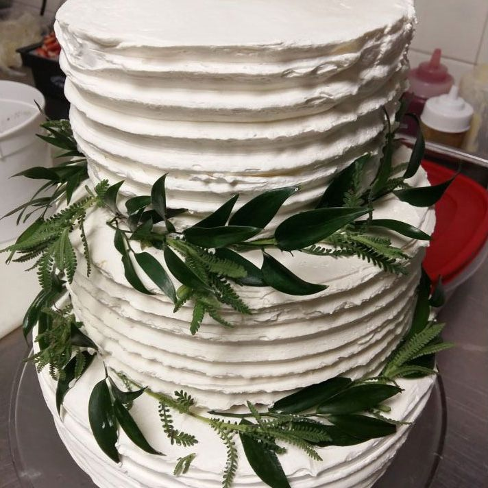 Wedding Cake Image 2 - The Wharf Restaurant